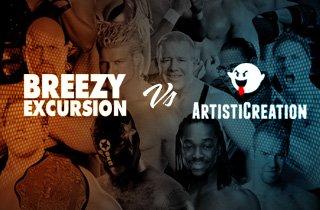 Breezy Excursion vs. Artisticreation