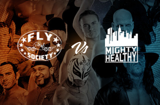 Fly Society vs. Mighty Healthy