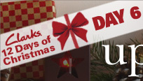 Day 6 of Clarks 12 Days of Christmas