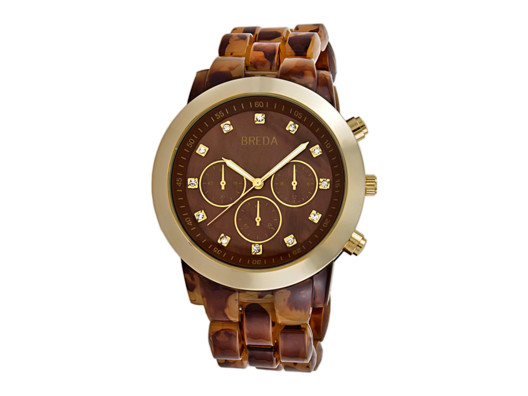 This gorgeous timepiece is the perfect accessory to elevate your everyday basics!