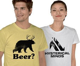 40% Off Funny T-Shirts and More