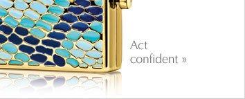 Act confident »