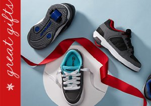 Heelys: Shoes with Wheels