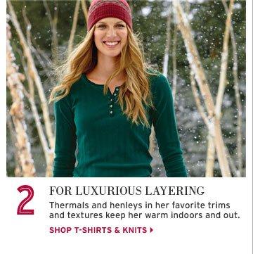 Shop Women's T-Shirts & Knits