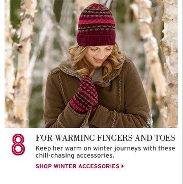 Shop Women's Winter Accessories