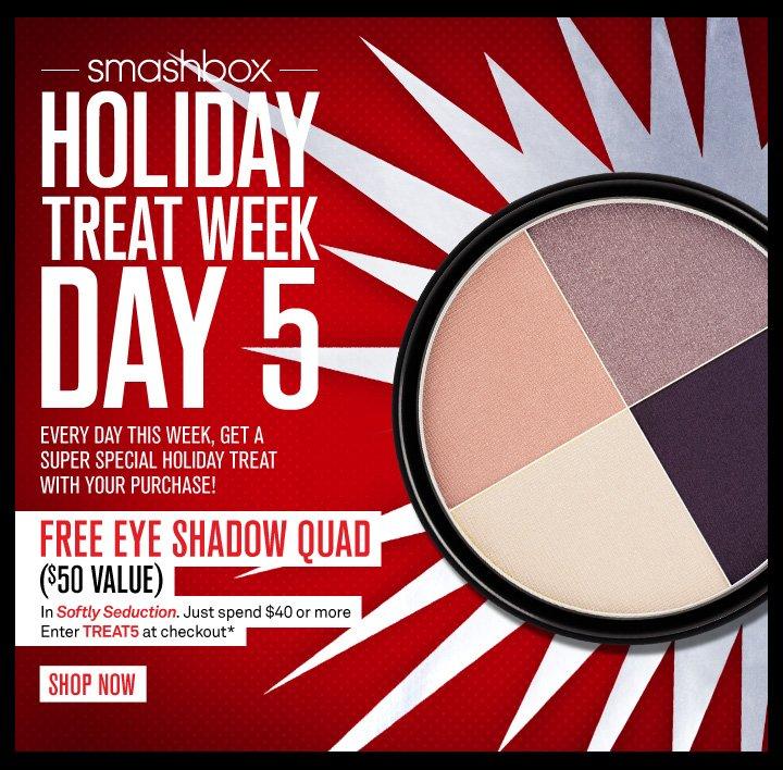 Holiday Treat Week - Day 5