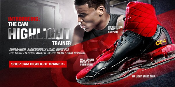 SHOP THE CAM HIGHLIGHT TRAINER