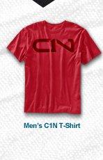 MEN'S C1N T-SHIRT