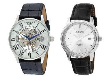 Shop Decorative Wristwear ft. Akribos
