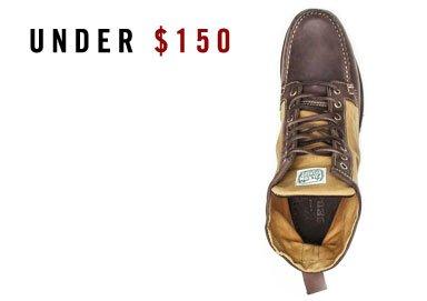 Shop Boots Under $150