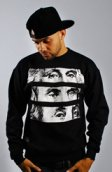 <b>BLOODBATH</b><br />Moneye Crewneck - Black