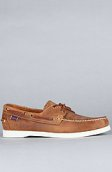 <b>Sebago</b><br />The Docksides Boat Shoes in Brown