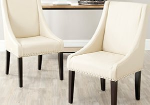 The Refined Room: Seating