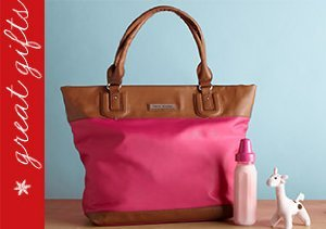 Chic Diaper Bags from Perry Mackin