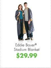 Eddie Bauer® Stadium Blanket $29.99