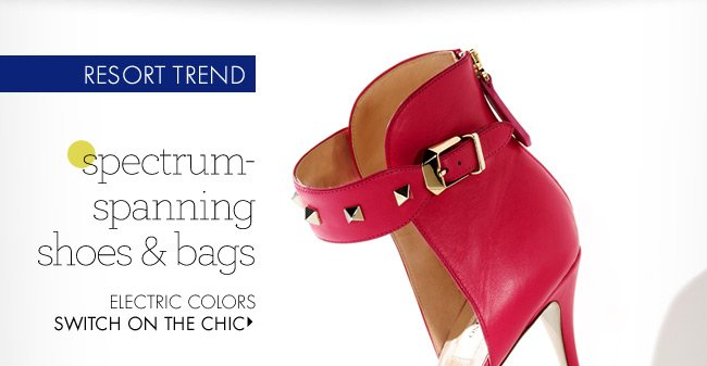 Resort Trend: Spectrum