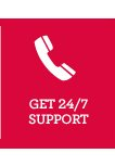 GET 24 7 SUPPORT