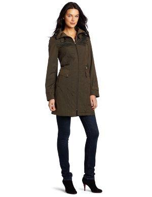 Cole Haan <br/>Packable Rain Jacket