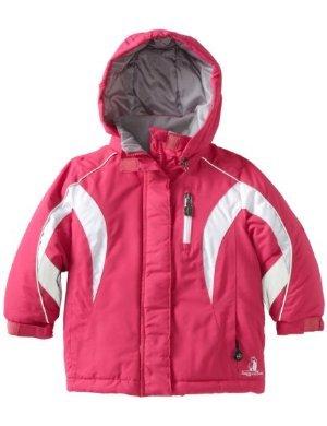 Rugged Bear <br/>Girls Heavy Ski Jacket