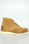 <b>Red Wing</b><br />The 8181 Classic Round Boot in Hawthorne Muleskinner Leather
