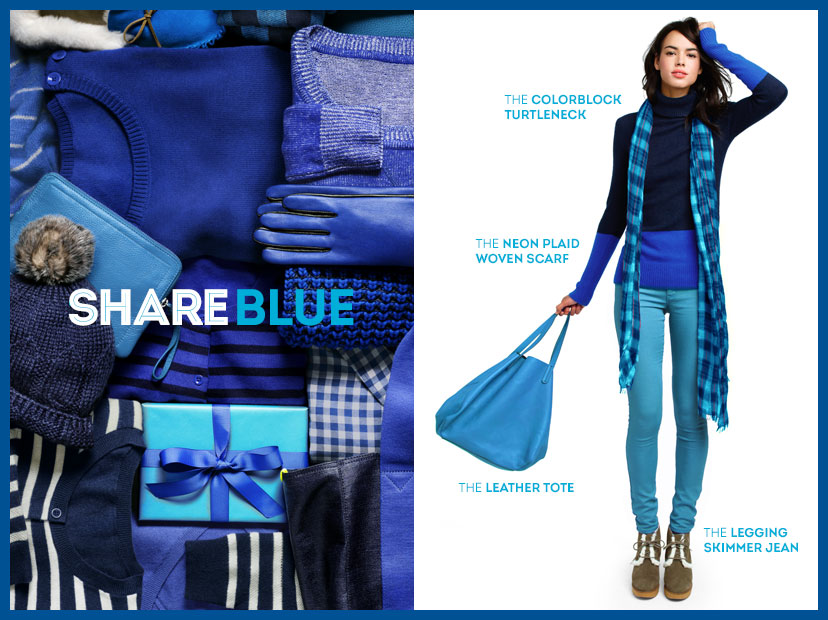 SHARE BLUE