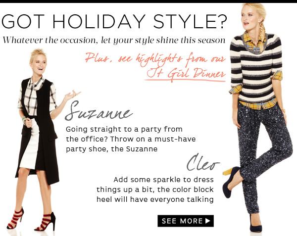Got Holiday Style?