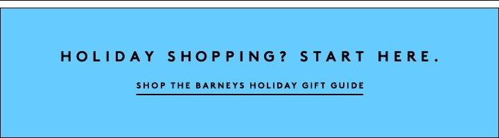 Handbags for the holidays: Shop the Barneys gift guide.
