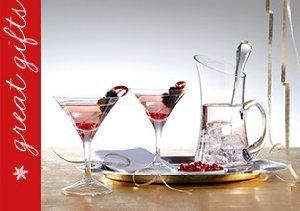 Raise a Glass: Drinkware from Artland