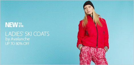 Ladies' Ski coats