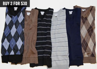 Shop Line 48: Sweaters for Every Style