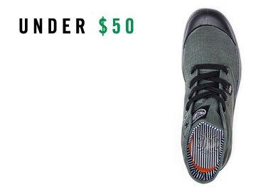 Shop Boots Under $50