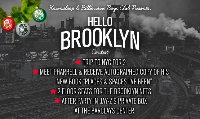 Hello Brooklyn