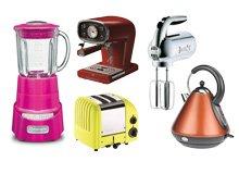 Kitchen Show-Offs High-Style Appliances