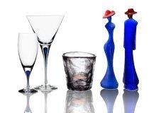 From the Glassblowing Studio Kosta Boda & Orrefors