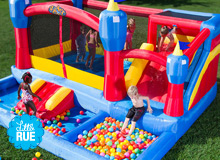 Blast Zone InflatableBounce Houses & More