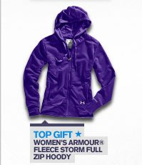 TOP GIFT - WOMEN'S CHARGED COTTON® STORM HOODY