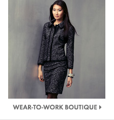Wear-To-Work Boutique  Shop Now