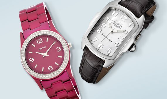 Just in Time: Designer Watch Blowout - Visit Event