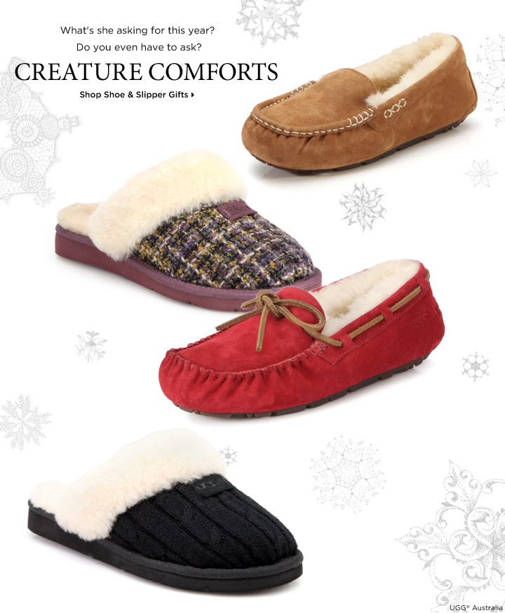 Shop Shoe & Slipper Gifts