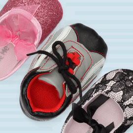Little Steppers: Infant Shoes