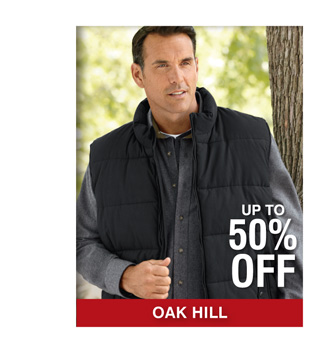 Shop All Oak Hill Designer Clearance