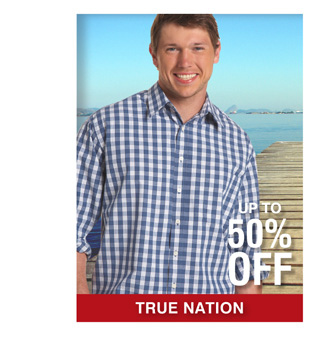 Shop All True Nation Designer Clearance