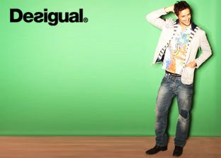 Desigual Men's Apparel