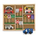 Vehicles & Traffic Signs