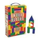 Wood Blocks Set