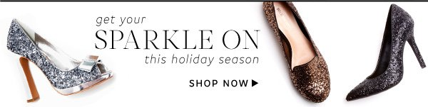 Get Your Sparkle On This Holiday Season