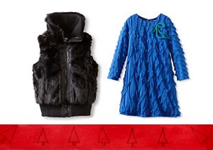 Party Favorites: Glam Styles for Girls 7-16