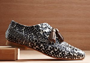 Walk on the Wild Side: Shoes with Flair