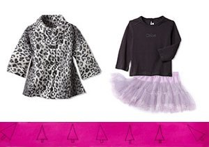 Party Favorites: Glam Styles for Girls 2-6