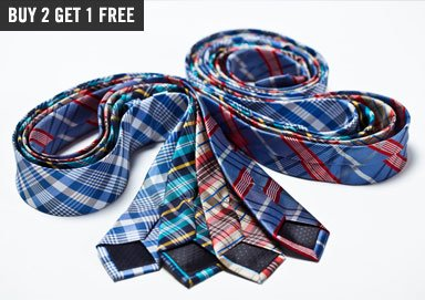 Shop Great Gifts: Ties & Pocket Squares